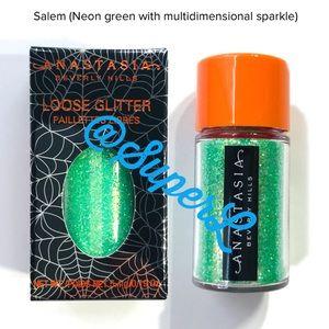 2/$25 Anastasia Beverly Hills Loose Glitter Green